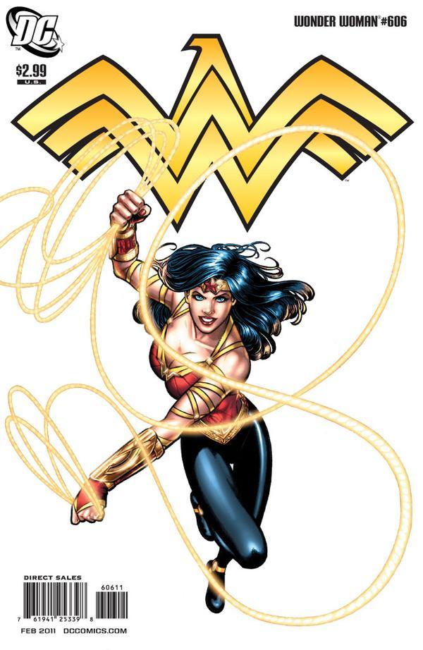 Wonder Woman 606 - 606 - cover #1