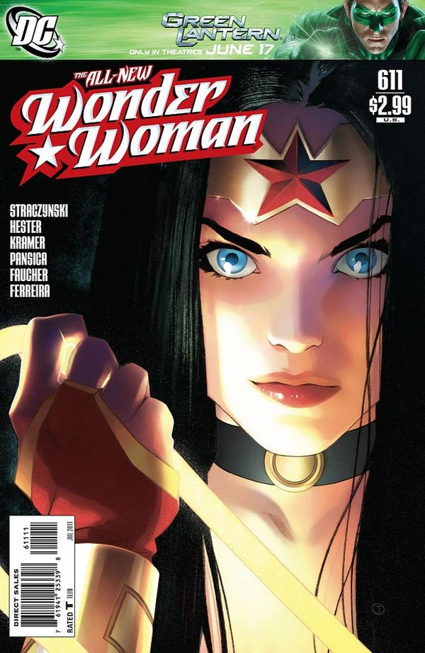 Wonder Woman 611 - 611 - cover #1
