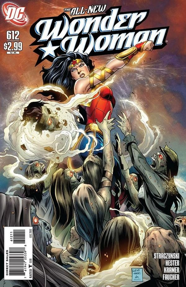 Wonder Woman 612 - 612 - cover #1