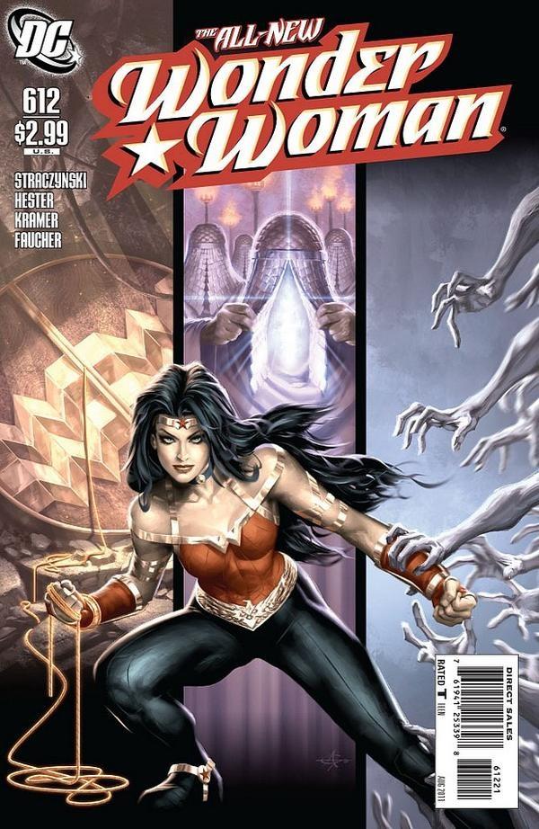 Wonder Woman 612 - 612 - cover #2