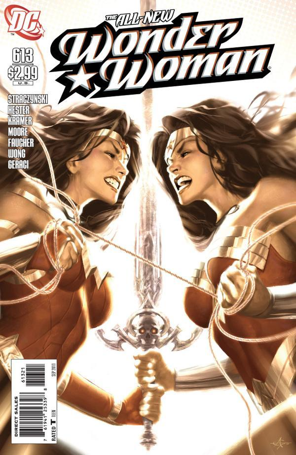 Wonder Woman 613 - 613 - cover #2