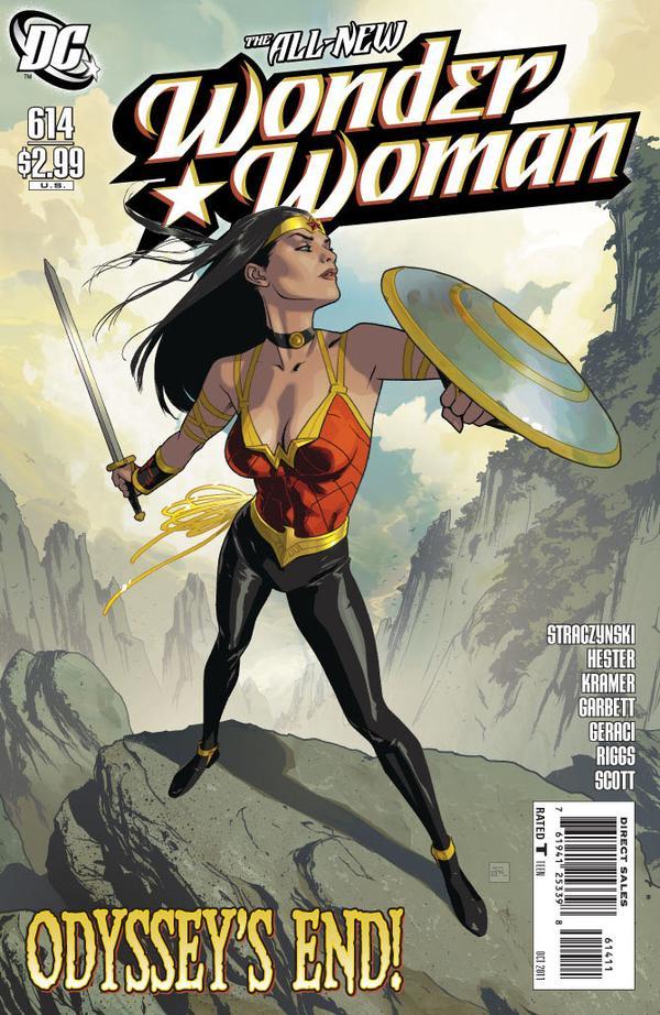 Wonder Woman 614 - 614 - cover #1