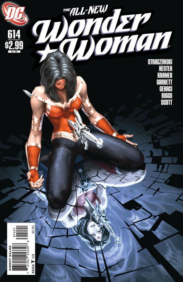 Wonder Woman 614 - 614 - cover #2