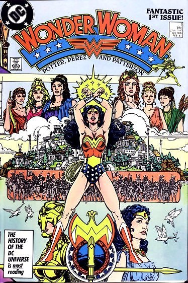Wonder Woman 1 - The Princess and the Power!