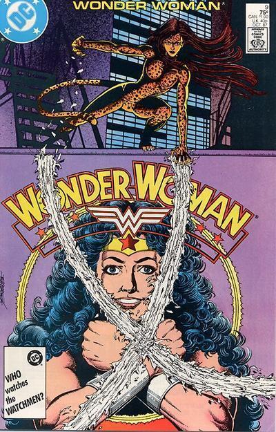 Wonder Woman 9 - 9