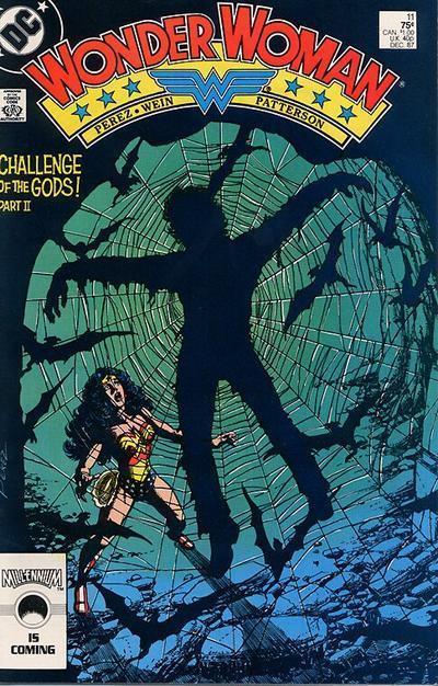 Wonder Woman 11 - Challenge of the Gods Part II