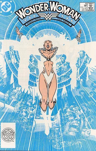 Wonder Woman 15 - 15