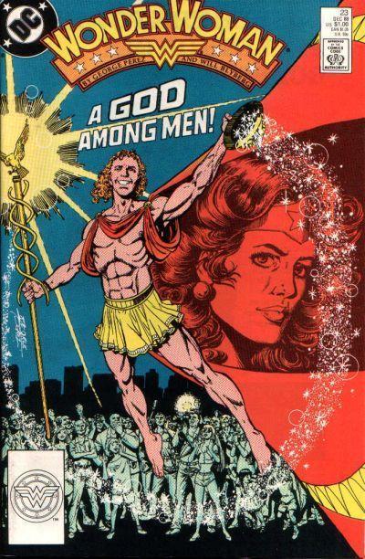 Wonder Woman 23 - A God Among Men!