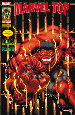 Marvel Top 1 - La bombe humaine