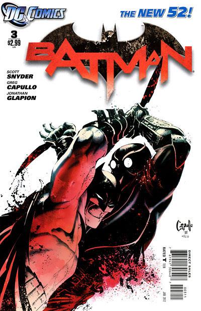 Batman 3 - 3 - cover #1