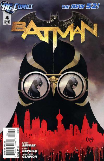 Batman 4 - 4 - cover #1