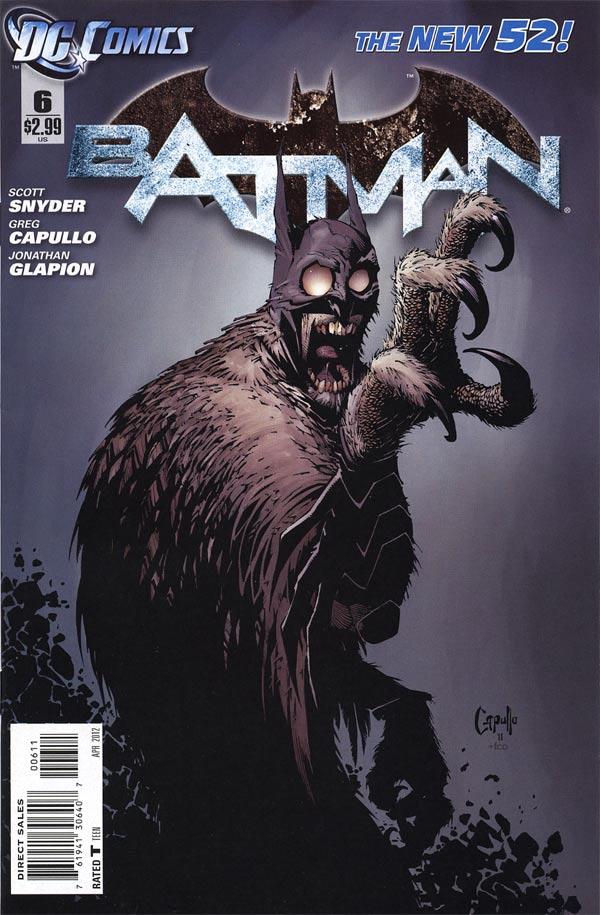 Batman 6 - 6 - cover #1