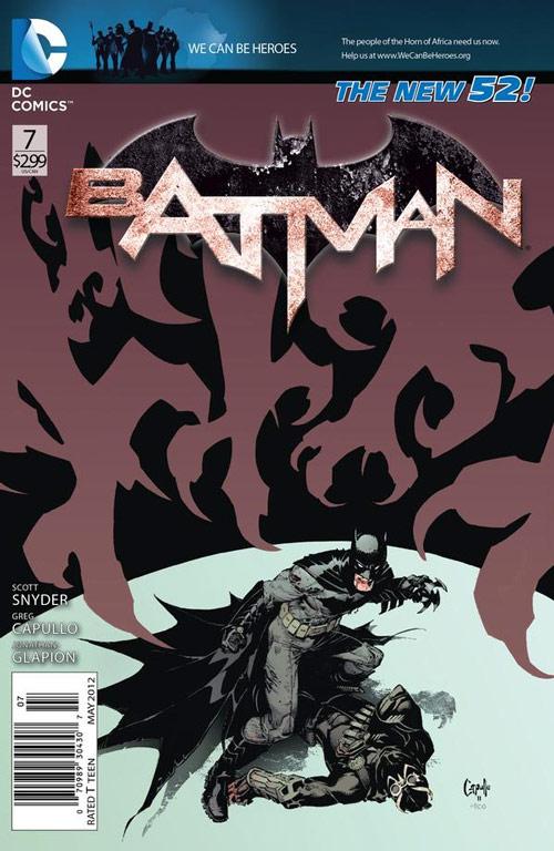 Batman 7 - 7 - cover #1