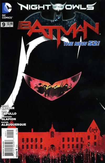 Batman 9 - 9 - cover #1