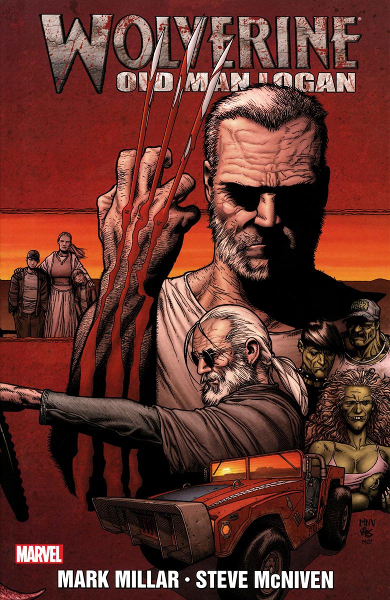 Wolverine - Old Man Logan  - Wolverine : Old man Logan