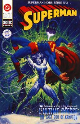 Superman Hors-Série 2 - Superman - L'ultime déesse