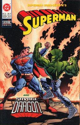 Superman Hors-Série 3 - Superman / Savage Dragon