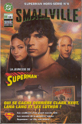 Superman Hors-Série 6 - Smallville