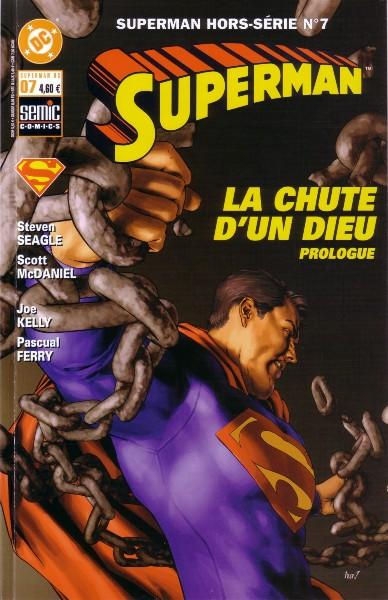 Superman Hors-Série 7 - La chute d'un dieu, prologue