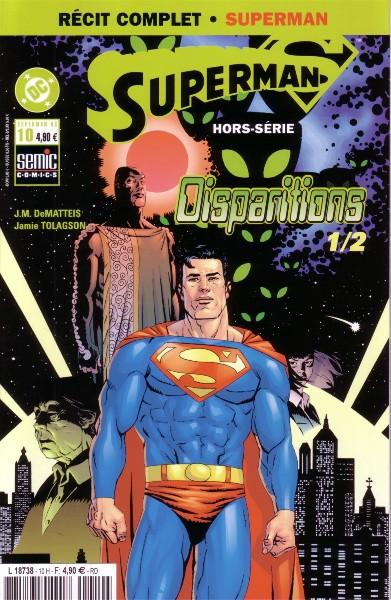Superman Hors-Série 10 - Disparitions, première partie