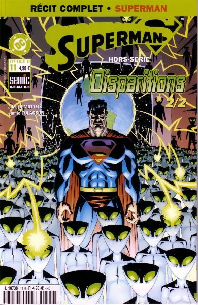 Superman Hors-Série 11 - Disparitions, deuxième partie