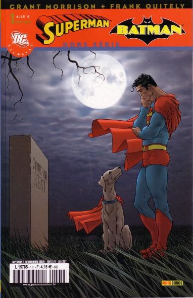 Superman & Batman Hors-Série 1 - Funérailles à Smallville