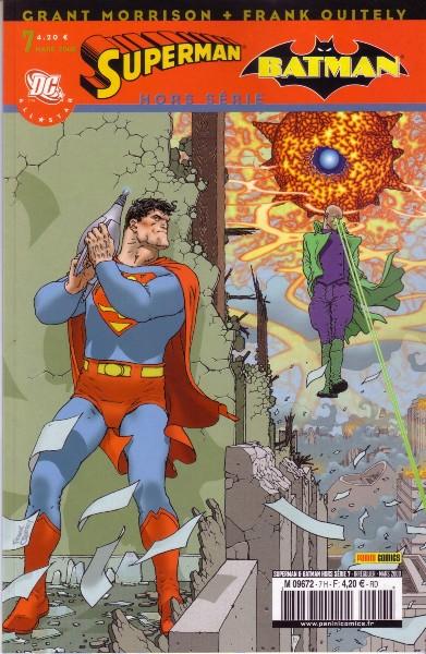 Superman & Batman Hors-Série 7 - Soleil rouge
