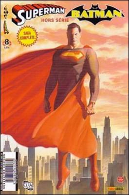 Superman & Batman Hors-Série 8 - La trainée des ombres