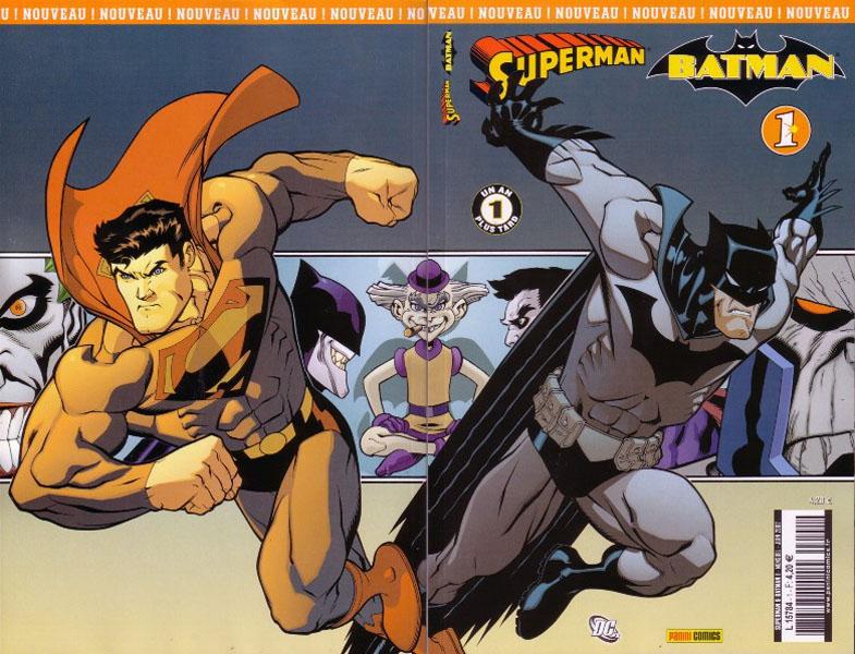 Superman & Batman 1 - Face à face (1)