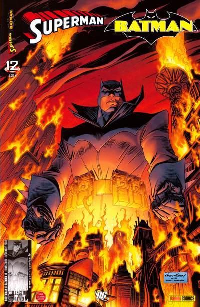 Superman & Batman 12 - Batman à Béthléem