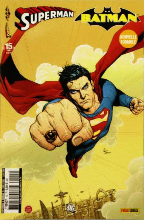 Superman & Batman 15 - Un monde à part