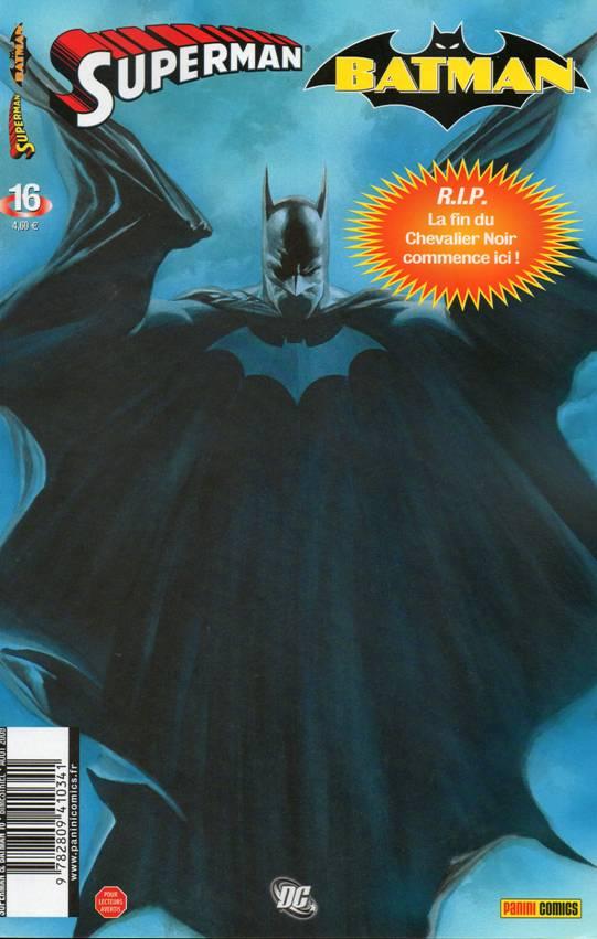 Superman & Batman 16 - L'ennemi aux neuf yeux