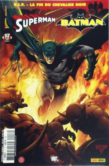 Superman & Batman 17 - Dans les âbimes