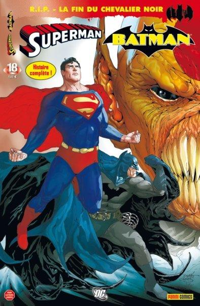 Superman & Batman 18 - Le Troisième Kryptonien