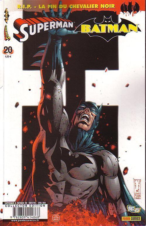 Superman & Batman 20 - Coeurs assombries