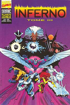 Planète Comics 6 - Inferno Tome 3