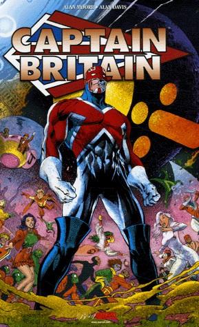 Captain Britain 1 - Captain Britain