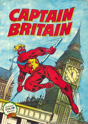Captain Britain 1