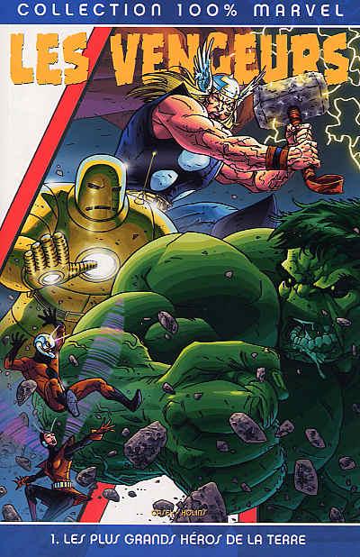 Avengers - Earth's Mightiest Heroes 1 - 1. Les plus grands héros de la Terre