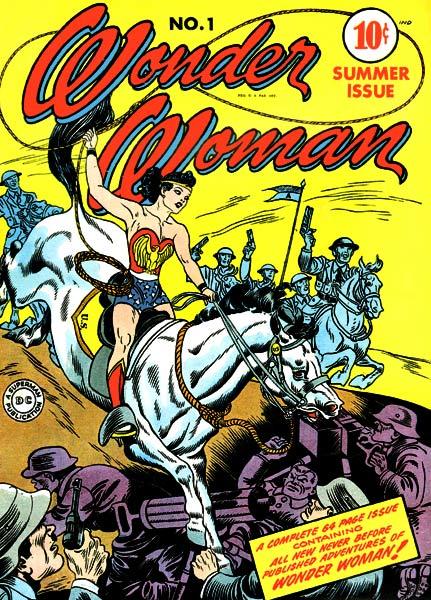 Wonder Woman 1 - The Origin of Wonder Woman