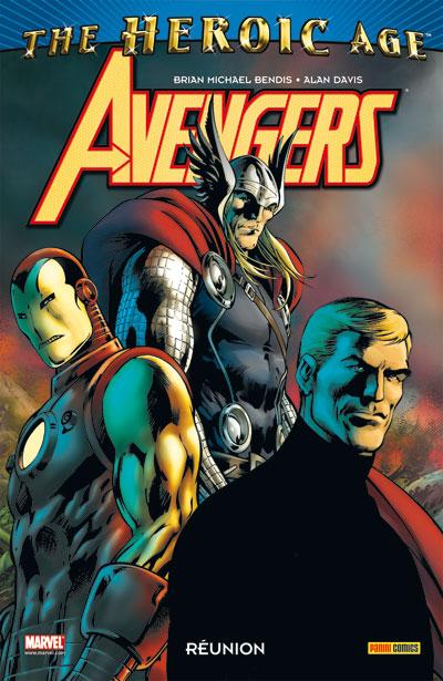 Avengers - Réunion 1 - Avengers - Réunion