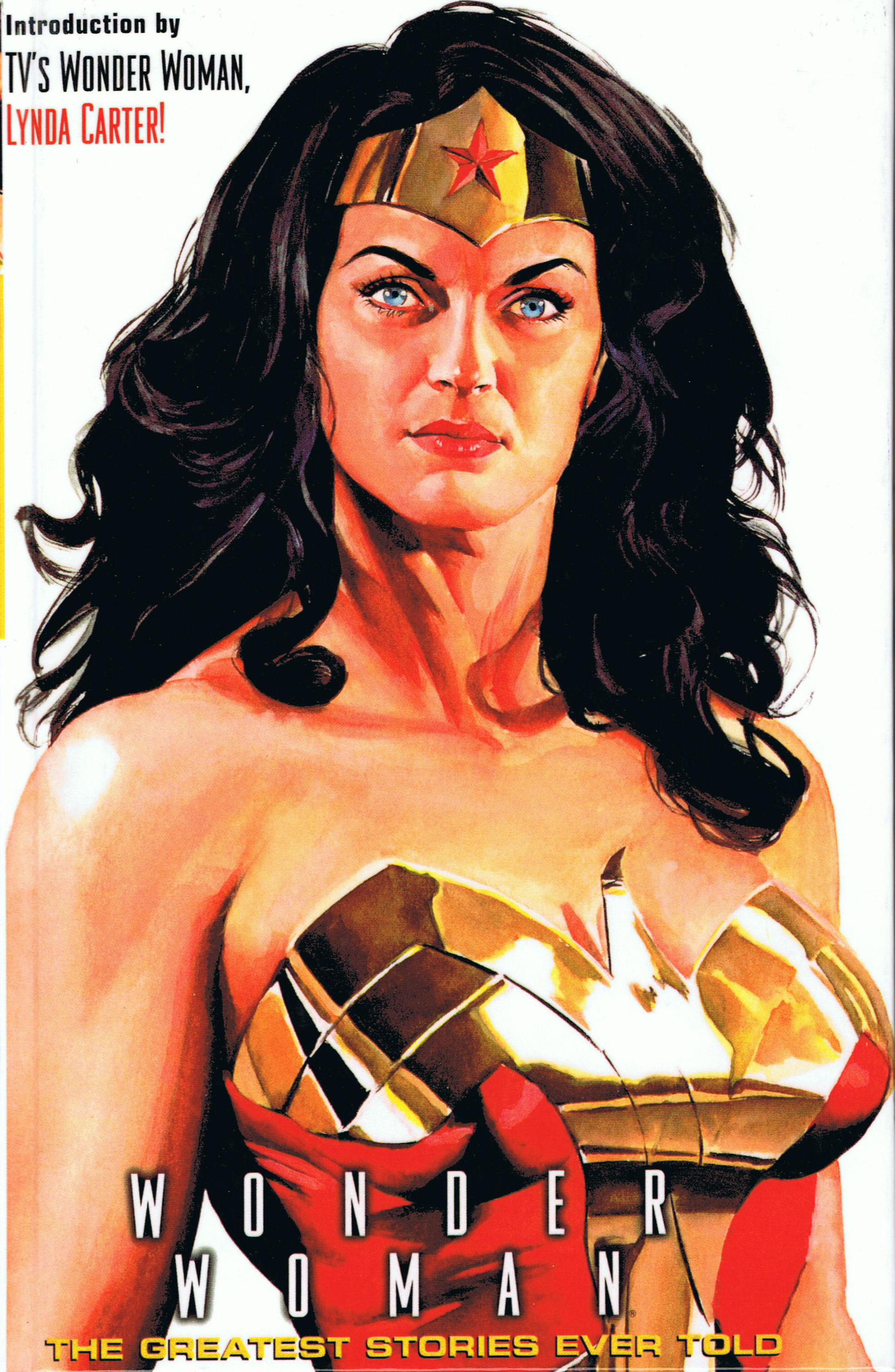 Wonder Woman - The Greatest Stories Ever Told 1 - Wonder Woman - The greatest stories ever told