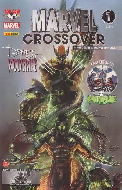 Marvel Universe Hors Série 1 - Marvel Crossover 1
