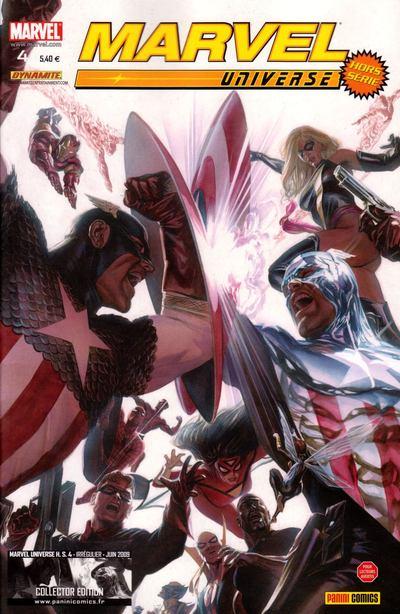 Marvel Universe Hors Série 4 - Vengeurs / Envahisseurs 2