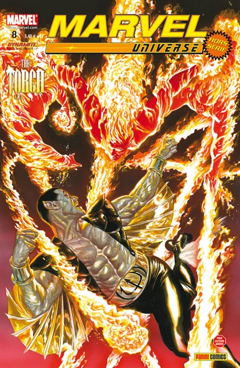 Marvel Universe Hors Série 8 - The Torch 2