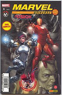 Marvel Universe Hors Série 6 - Fusion