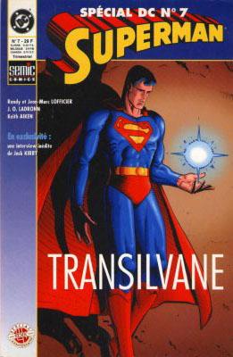 Spécial DC 7 - Superman - Transilvane