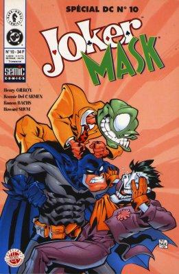 Spécial DC 10 - Joker / Mask