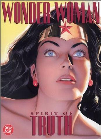 Wonder Woman - Vérité triomphante 1 - Wonder Woman - Spirit of truth
