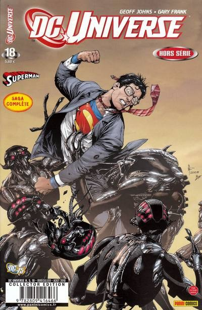 DC Universe Hors-Série 18 - Brainac